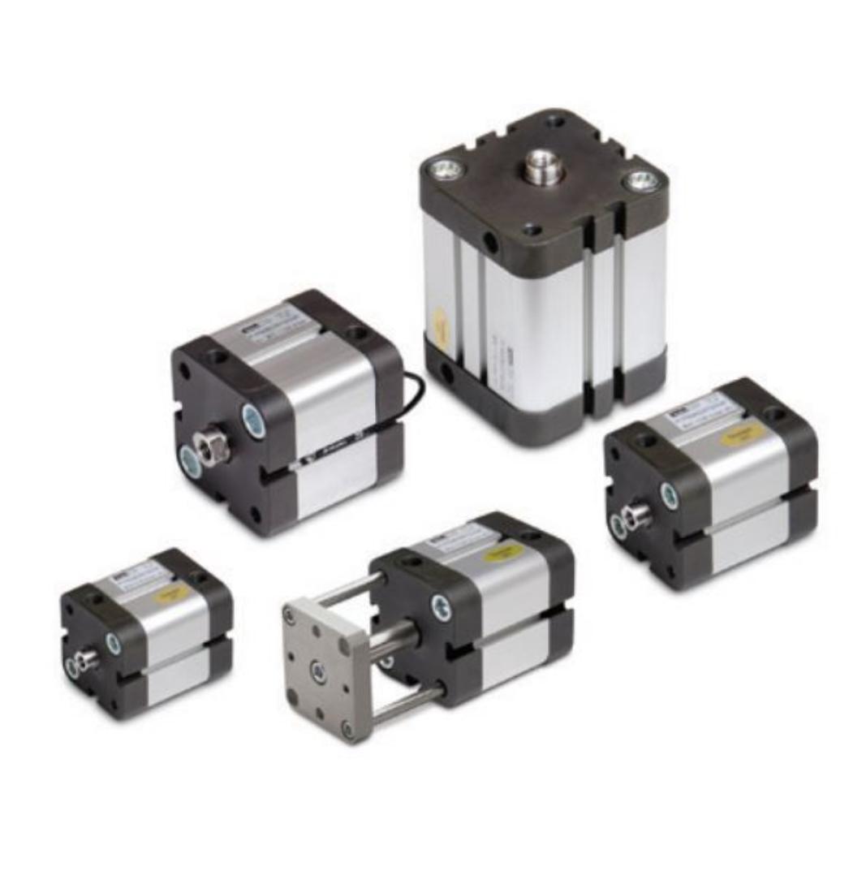 Cilindros Pneumáticos Compactos